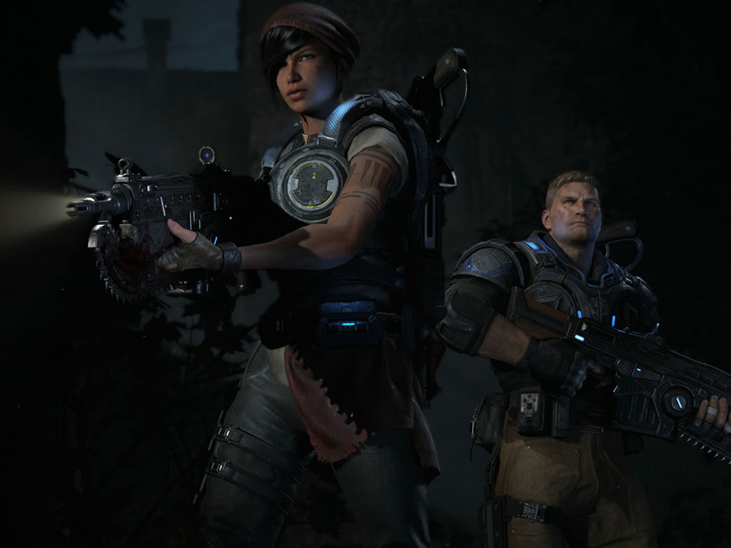 Games Wallpaper: Gears of War 4