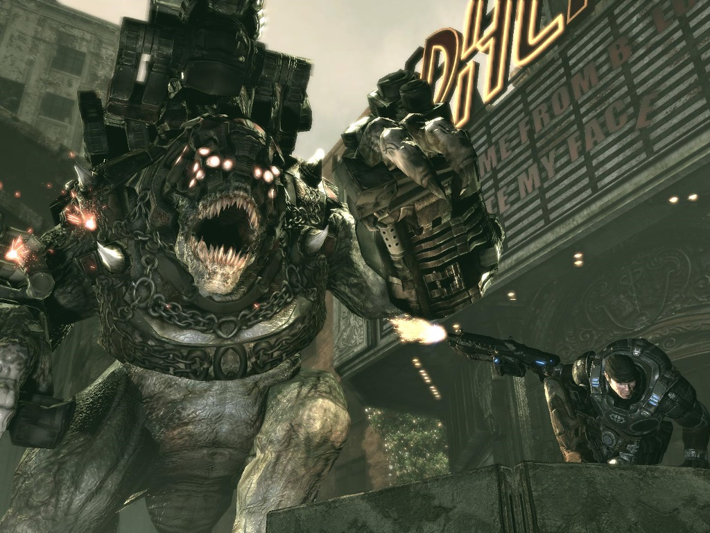 Games Wallpaper: Gears of War
