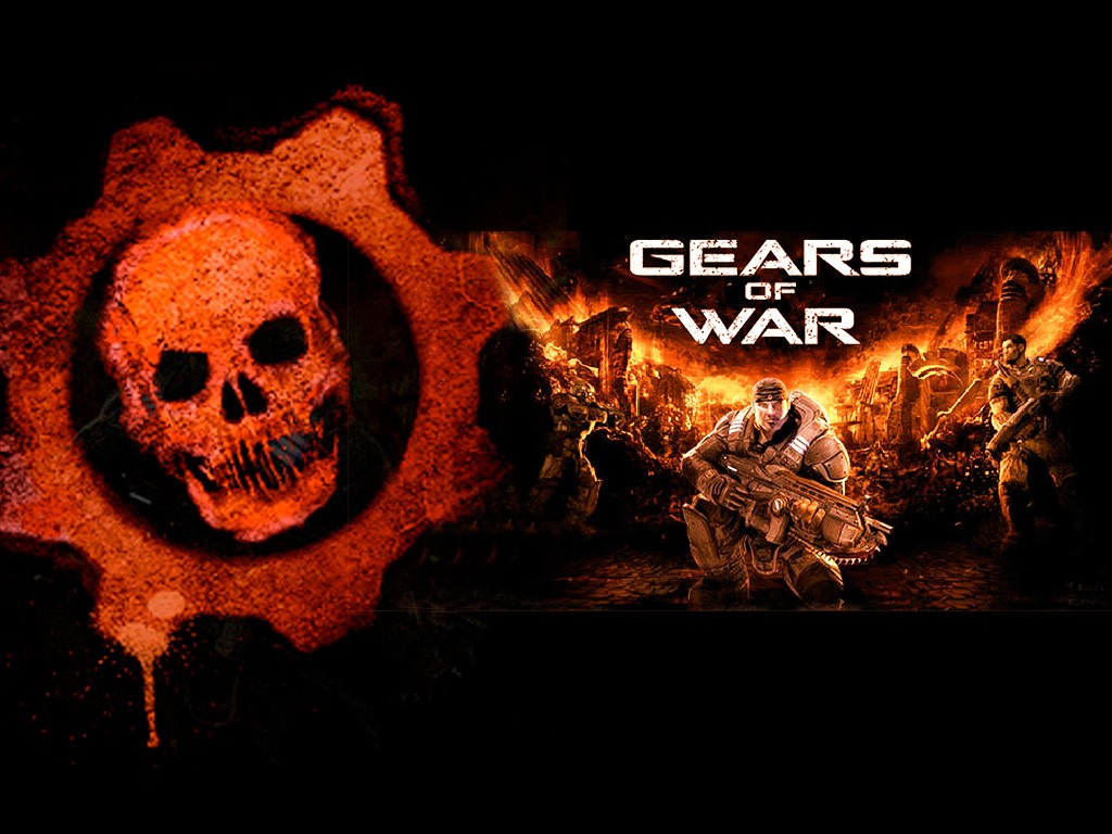 Games Wallpaper: Gears of War