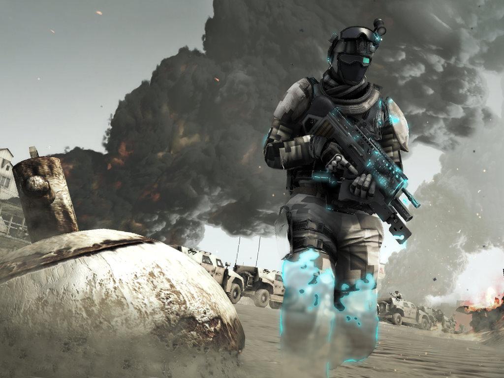Games Wallpaper: Ghost Recon - Future Soldier
