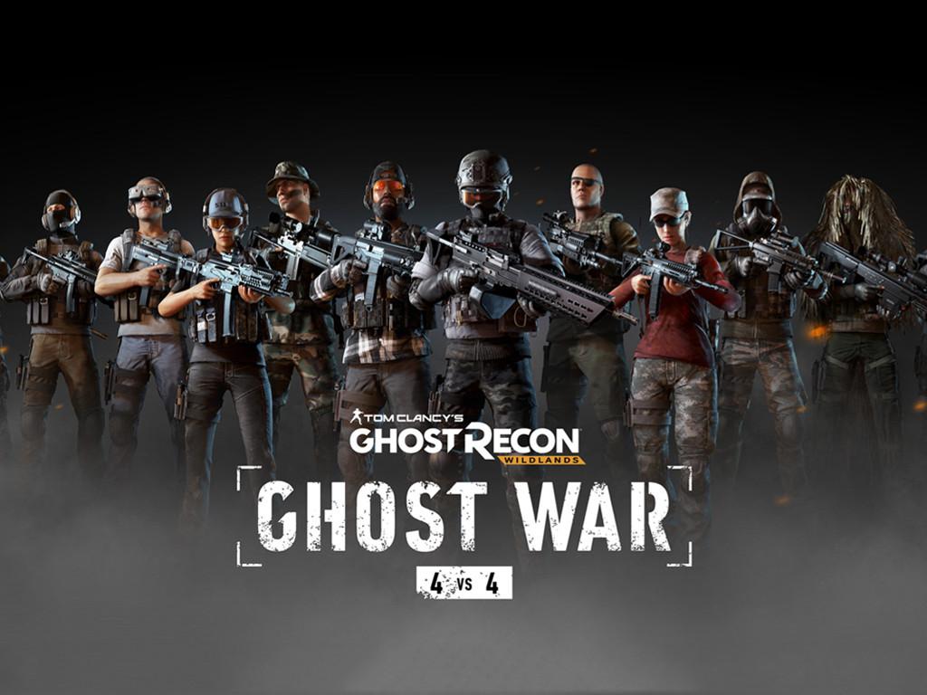 Games Wallpaper: Ghost Recon Wildlands