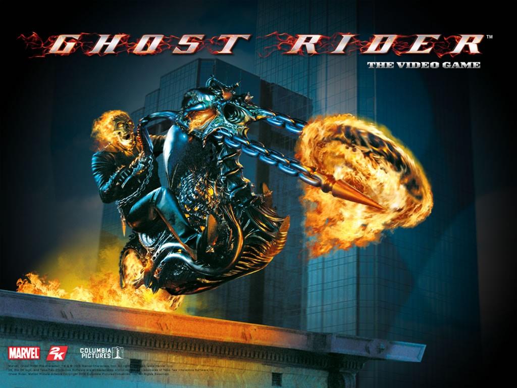 Games Wallpaper: Ghost Rider