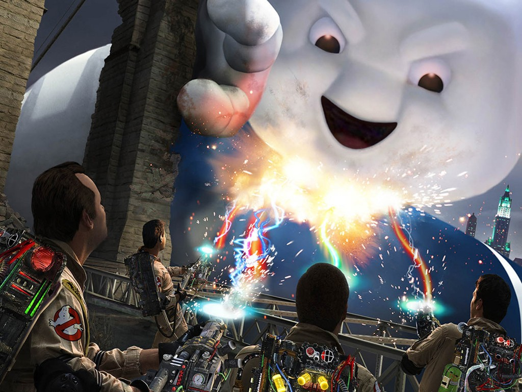 Games Wallpaper: Ghostbusters - The Videogame