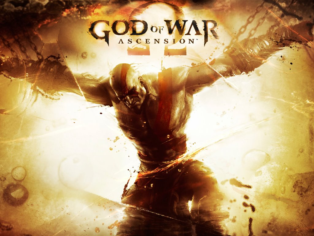 Games Wallpaper: God of War - Ascension