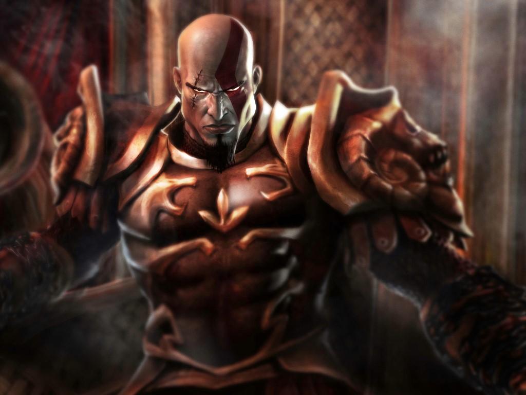 Games Wallpaper: God of War II