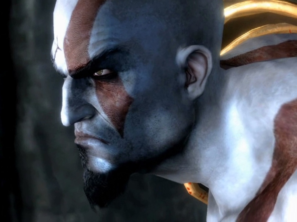 Games Wallpaper: God of War III