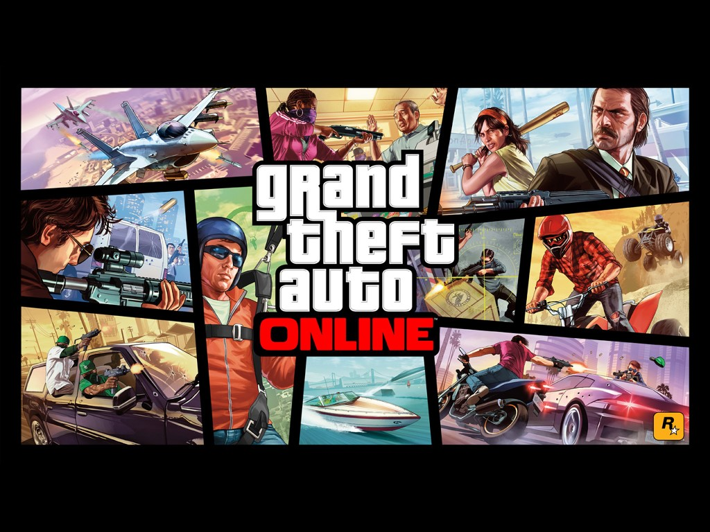 Games Wallpaper: Grand Theft Auto V