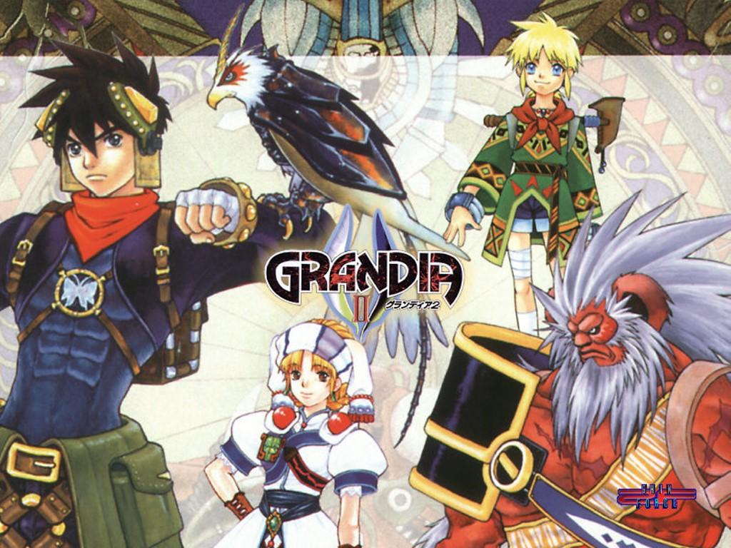 Games Wallpaper: Grandia II