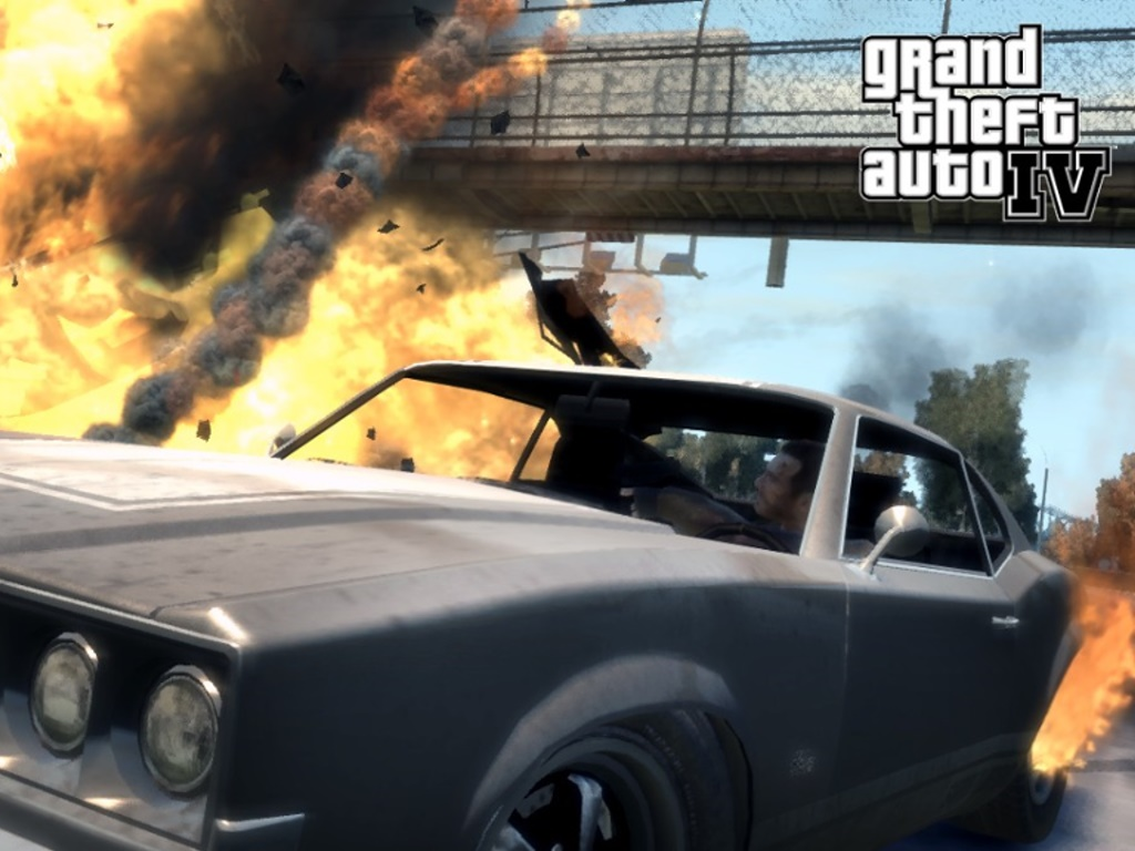 Games Wallpaper: GTA IV