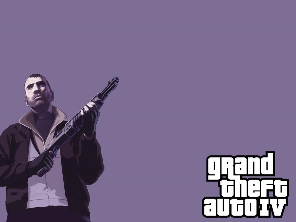 Games Wallpaper: Grand Theft Auto IV
