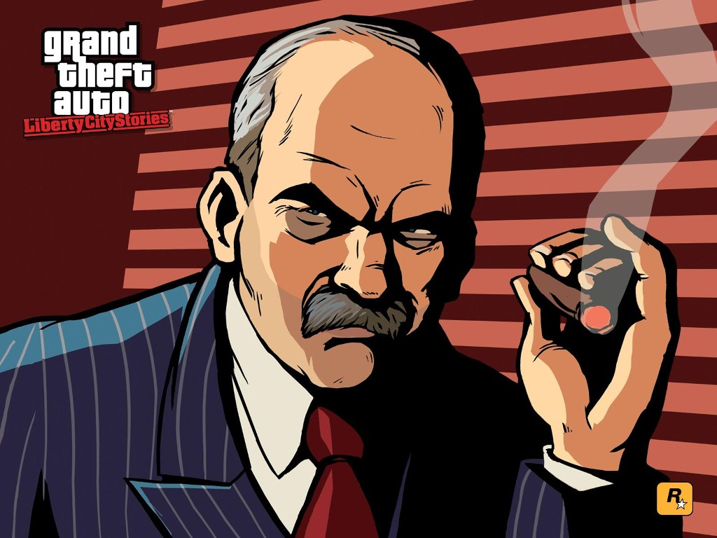 Games Wallpaper: GTA - Liberty City Stories