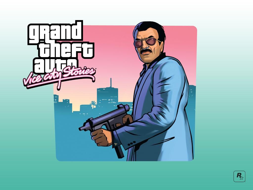 Games Wallpaper: GTA - Vice City Stories