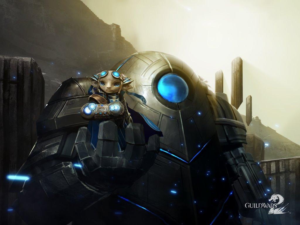 Games Wallpaper: Guild Wars 2