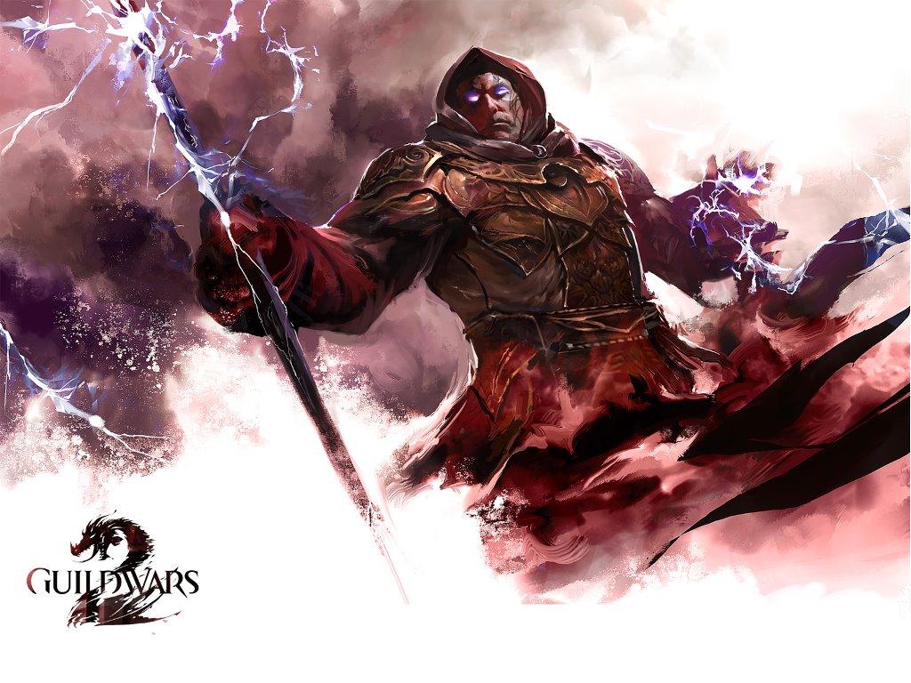 Games Wallpaper: Guild Wars 2 - Elementalist