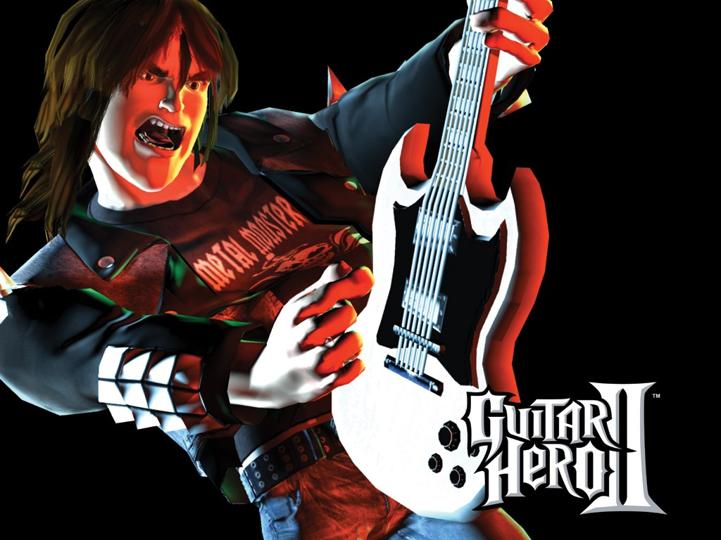 Games Wallpaper: Guitar Hero 2