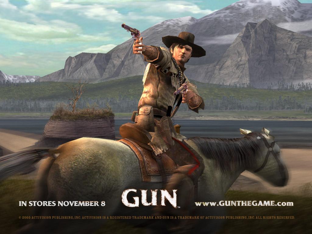 Games Wallpaper: Gun