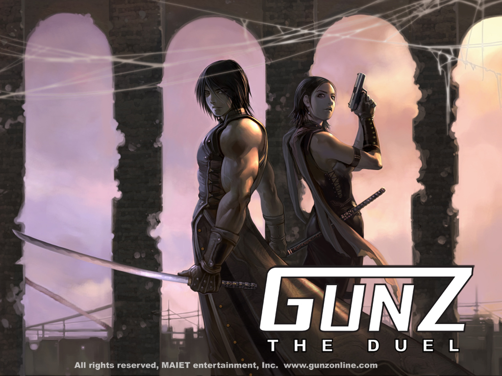 Games Wallpaper: Gunz