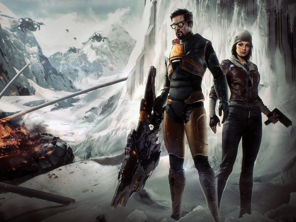 Games Wallpaper: Half-Life 2 - Episode 3