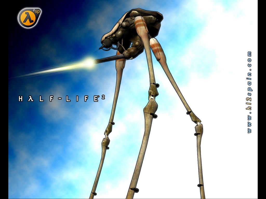 Games Wallpaper: Half-Life 2