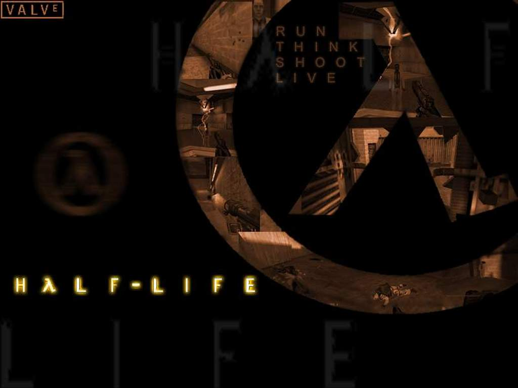 Games Wallpaper: Half-Life Background