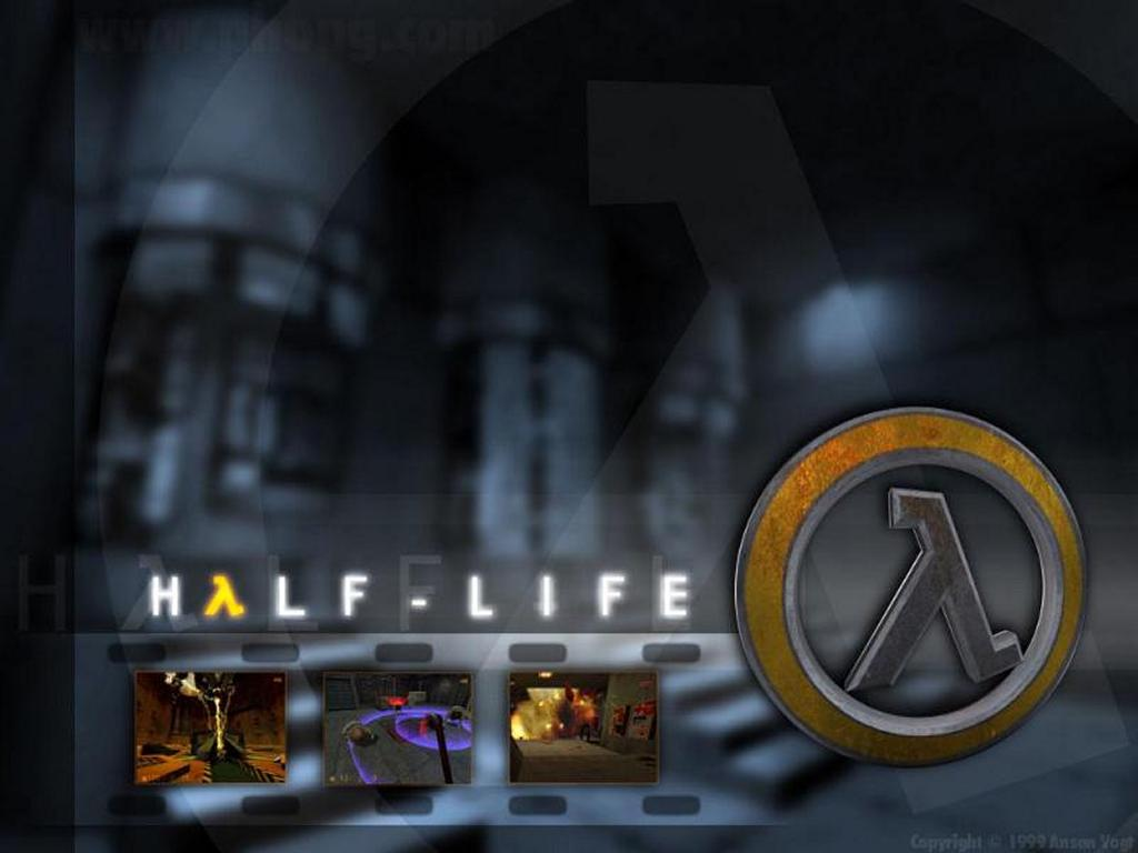 Games Wallpaper: Half-Life