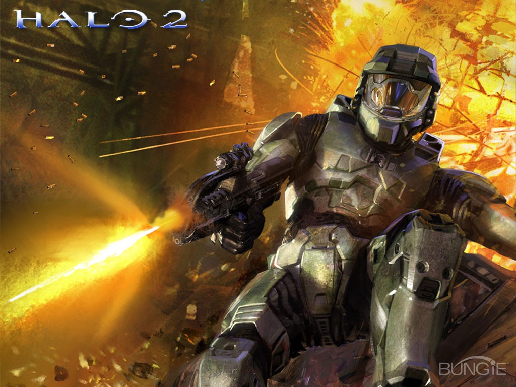 Games Wallpaper: Halo 2