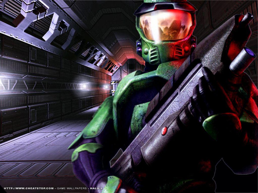 Games Wallpaper: Halo 2