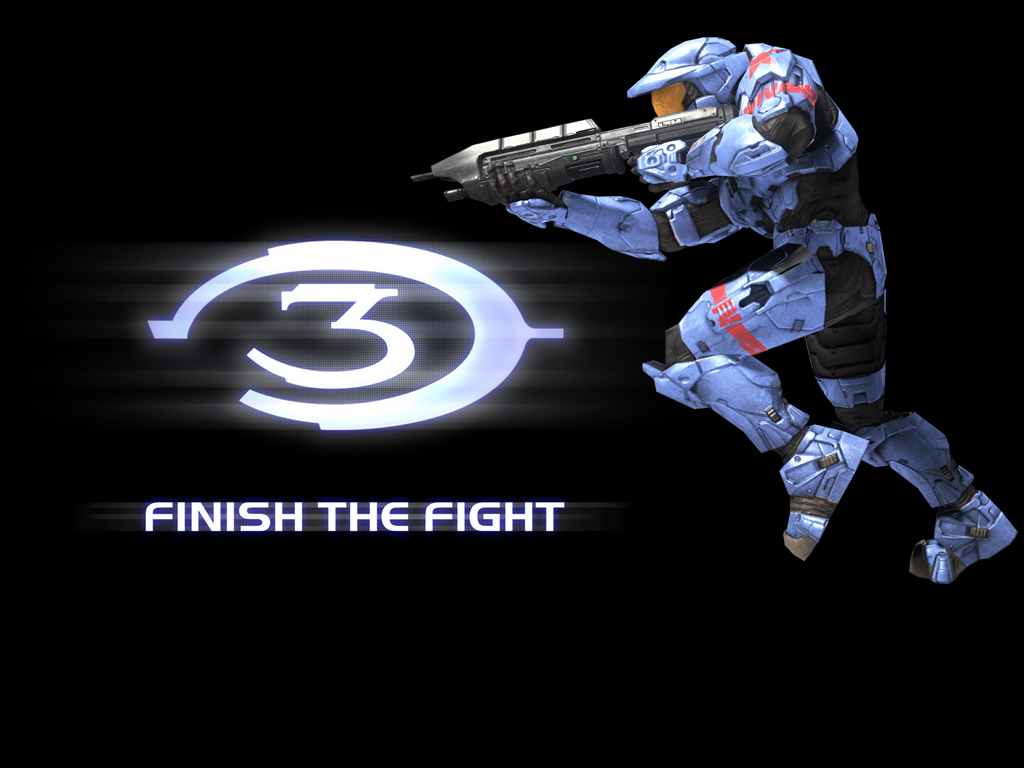Games Wallpaper: Halo 3
