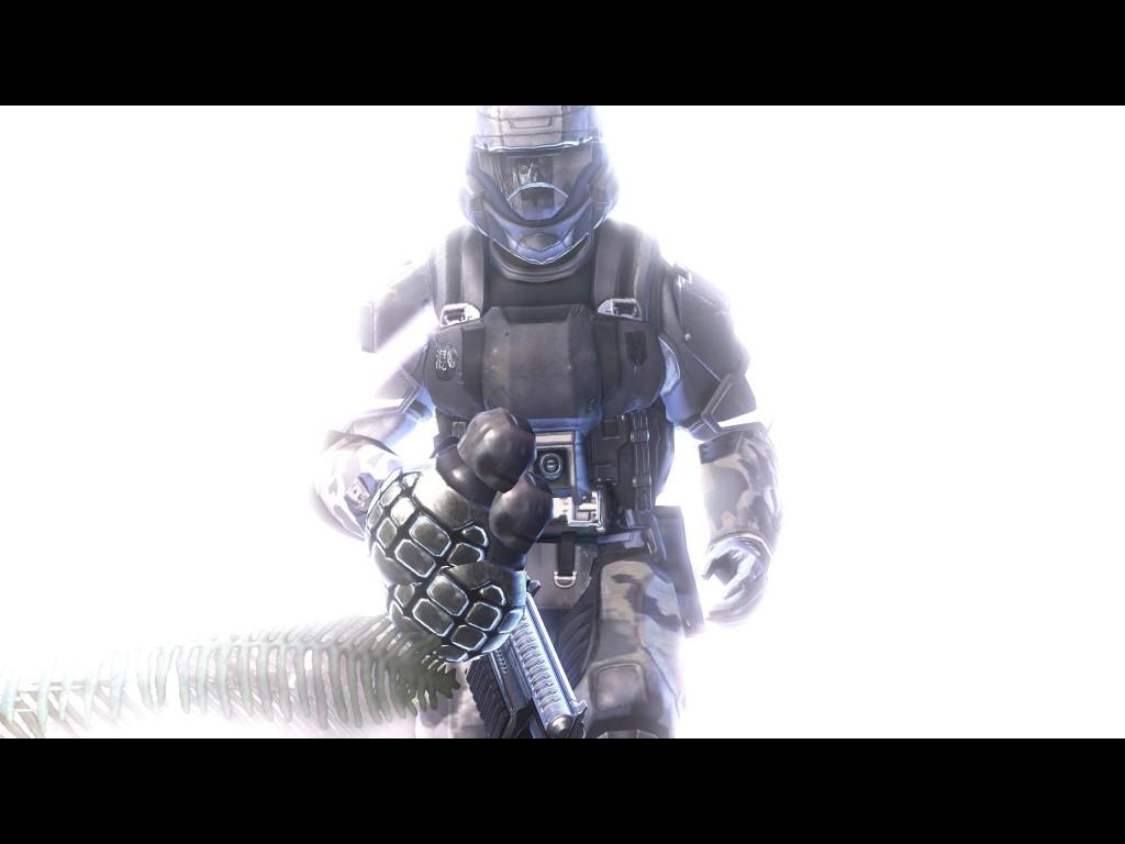Games Wallpaper: Halo 3 - ODST