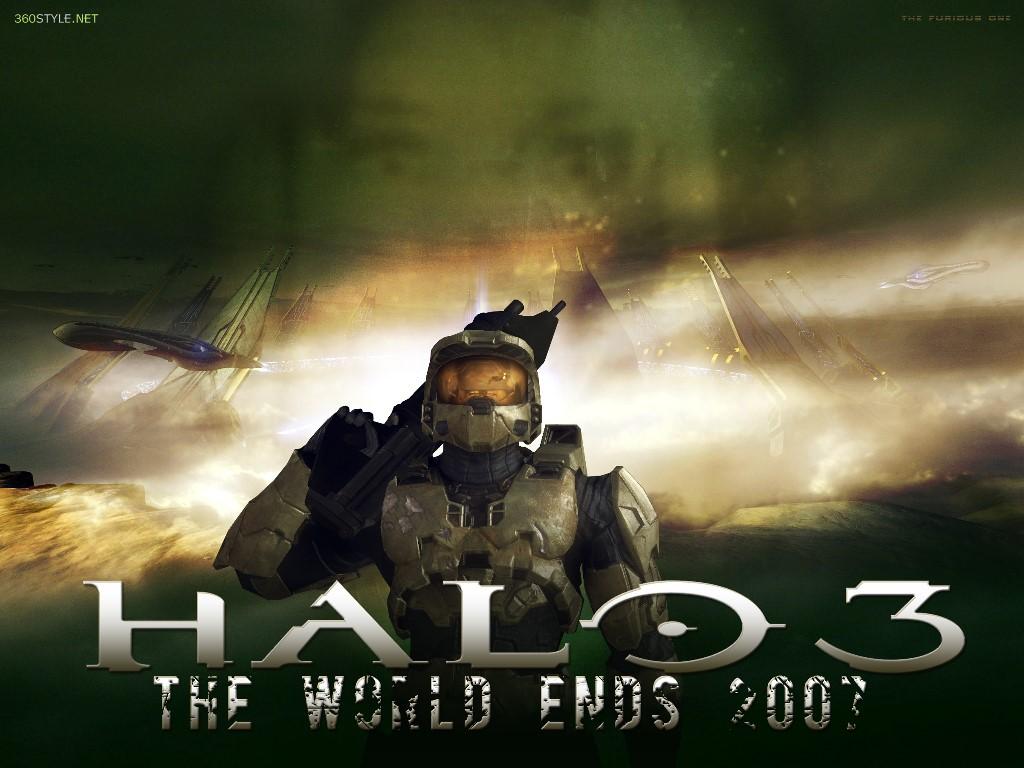 Games Wallpaper: Halo 3