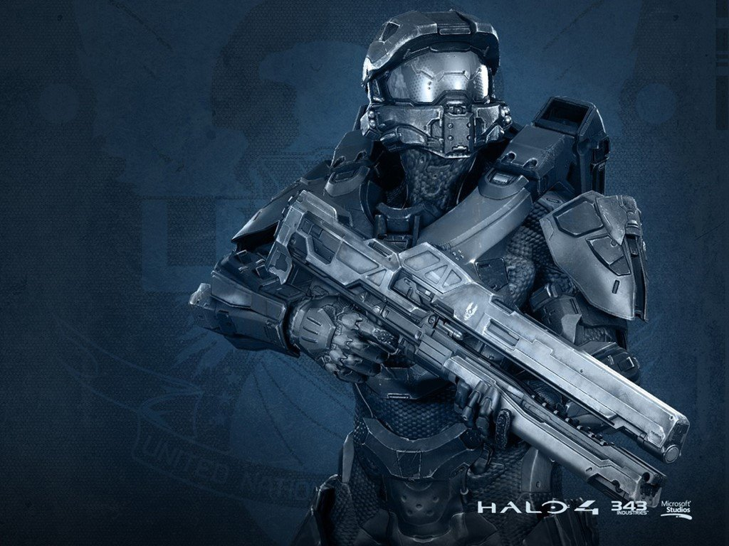 Games Wallpaper: Halo 4