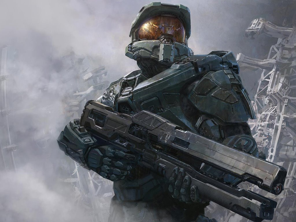 Games Wallpaper: Halo 4
