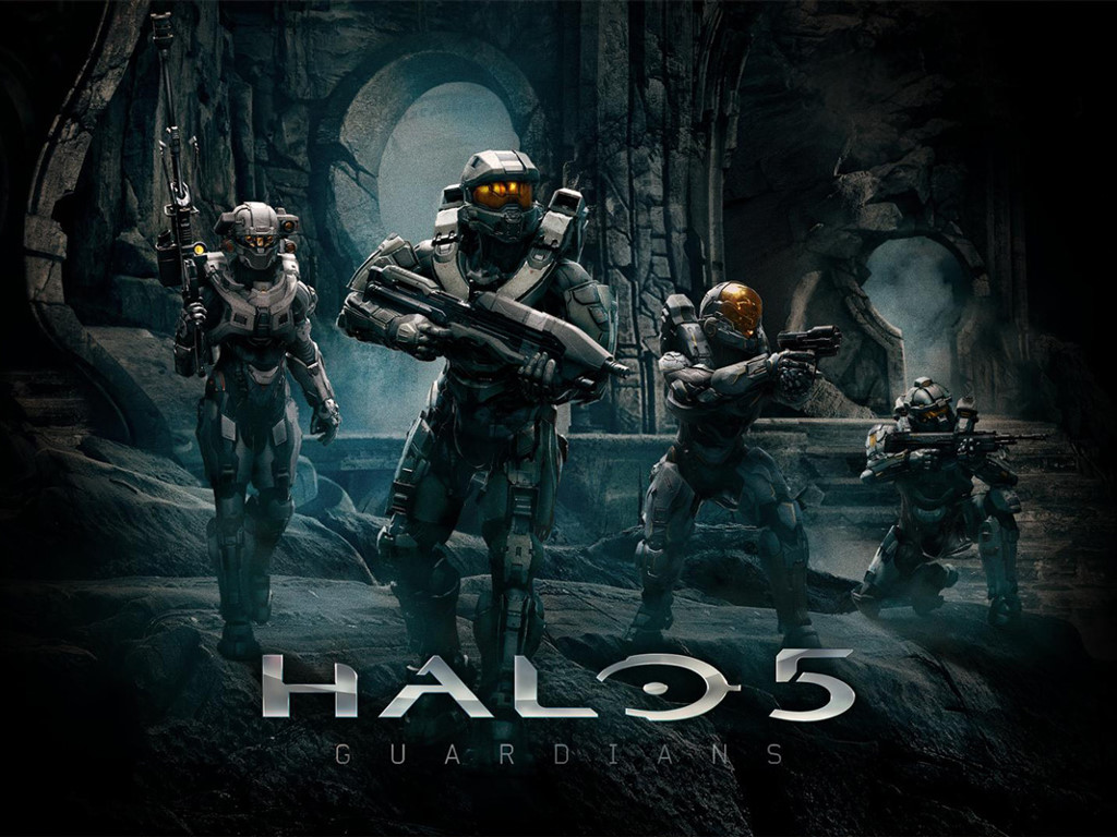 Games Wallpaper: Halo 5 - Guardians