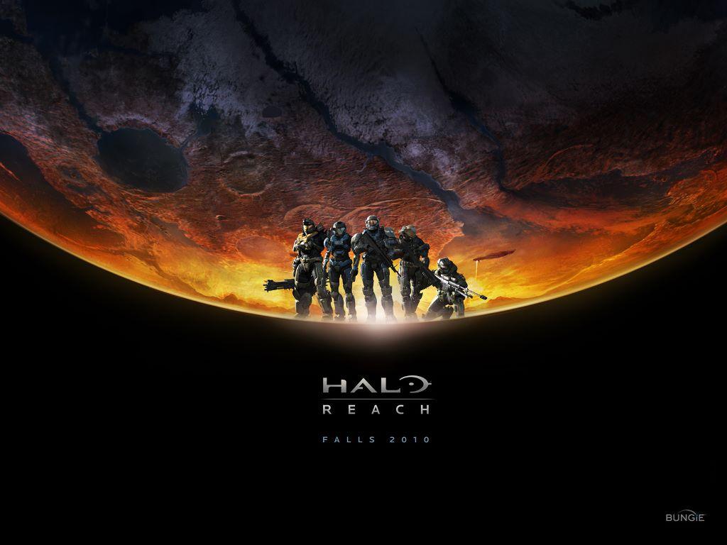 Games Wallpaper: Halo Reach