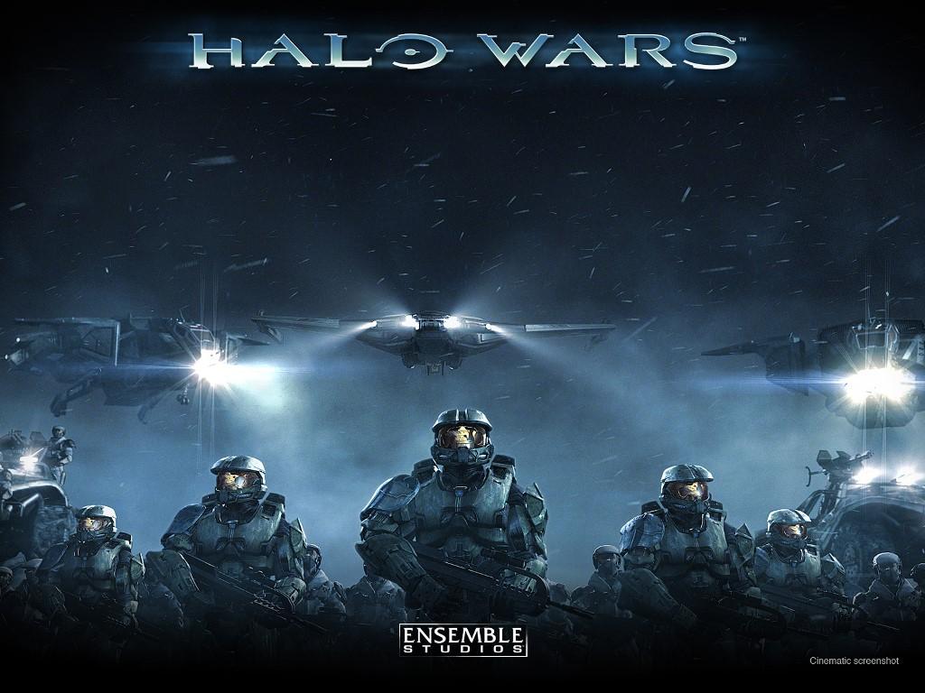 Games Wallpaper: Halo Wars