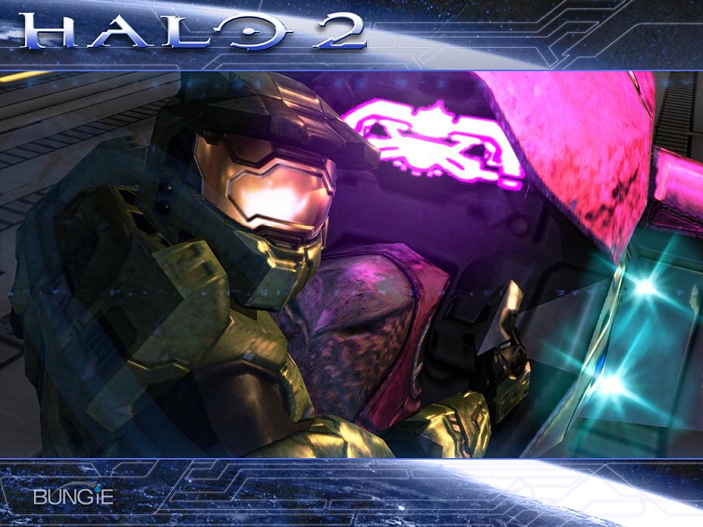 Games Wallpaper: Halo2