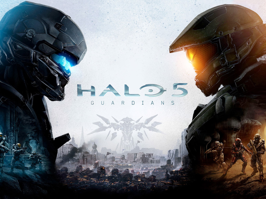 Games Wallpaper: Halo 5 - Guardians