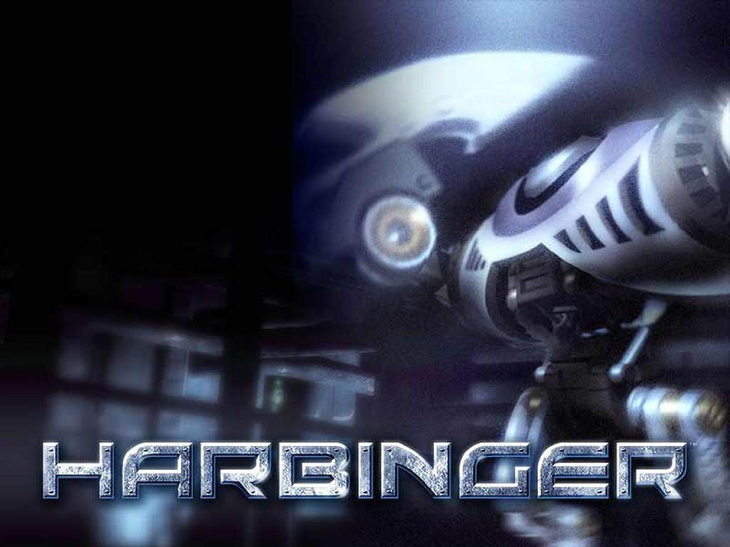 Games Wallpaper: Harbinger