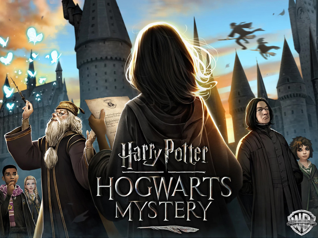 Games Wallpaper: Harry Potter - Hogwarts Mystery
