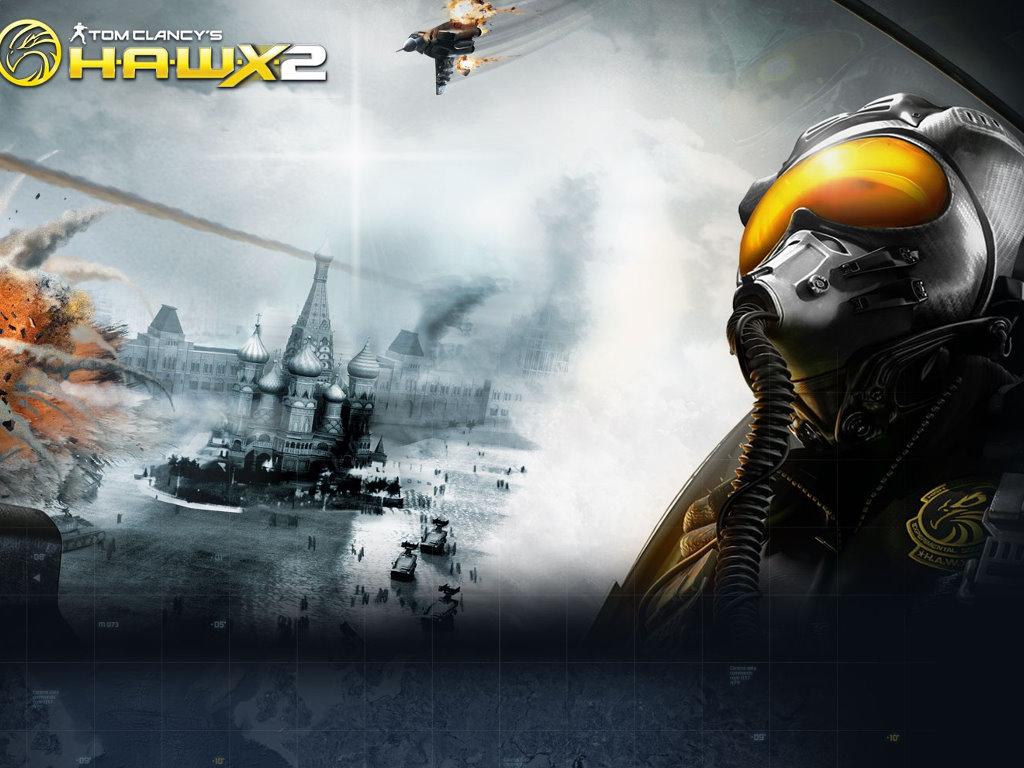 Games Wallpaper: HAWX 2