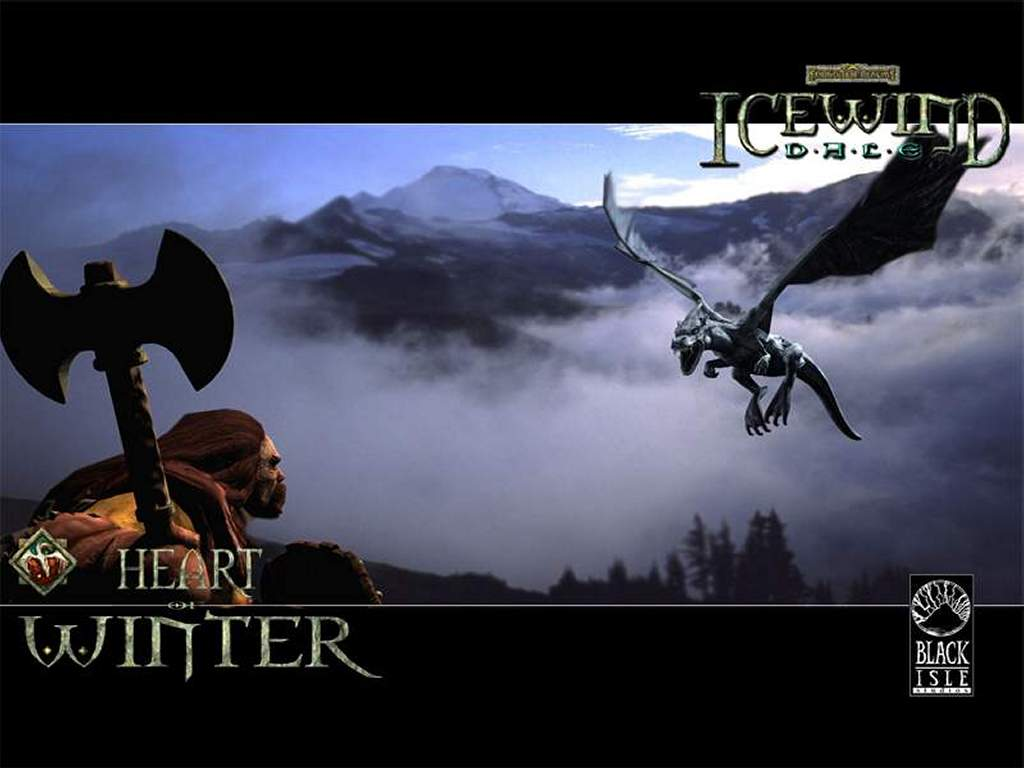 Games Wallpaper: Icewind Dale - Heart of Winter