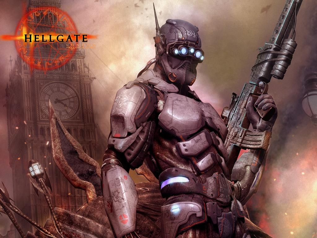 Games Wallpaper: Hellgate London