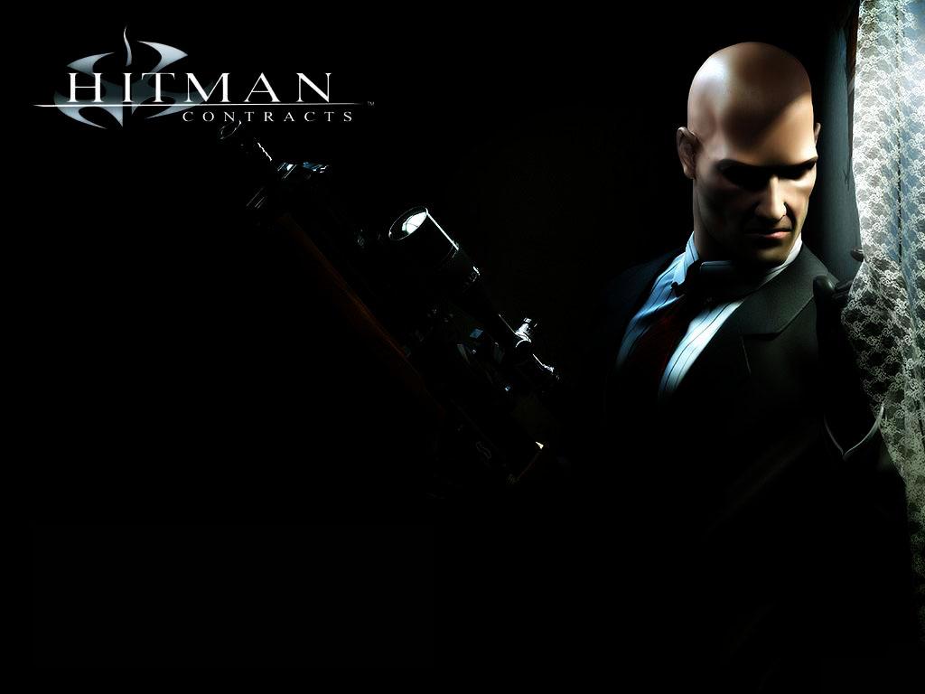 Games Wallpaper: Hitman - Contracts