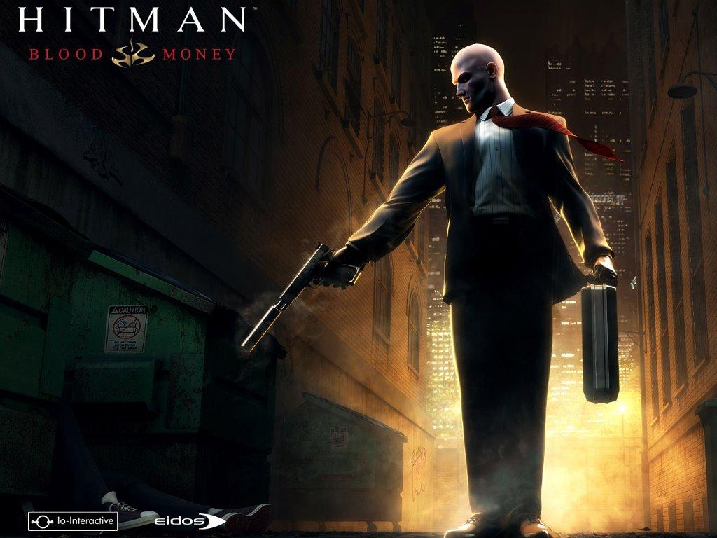 Games Wallpaper: Hitman - Blood Money