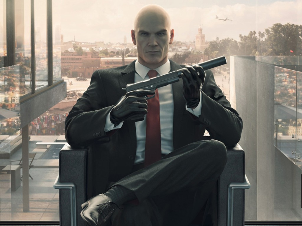 Games Wallpaper: Hitman - Marrakesh