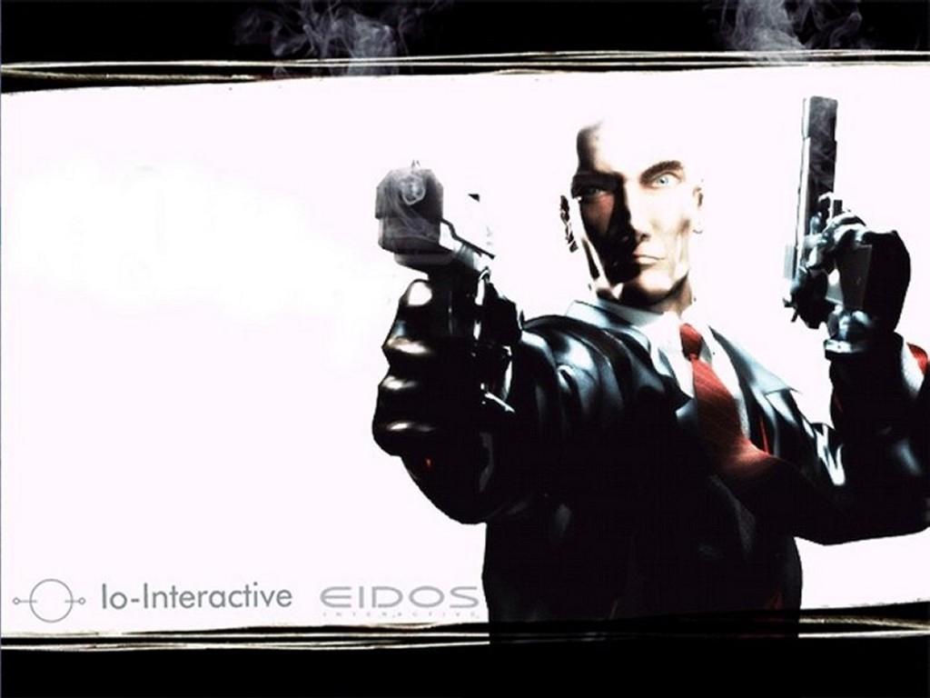 Games Wallpaper: Hitman