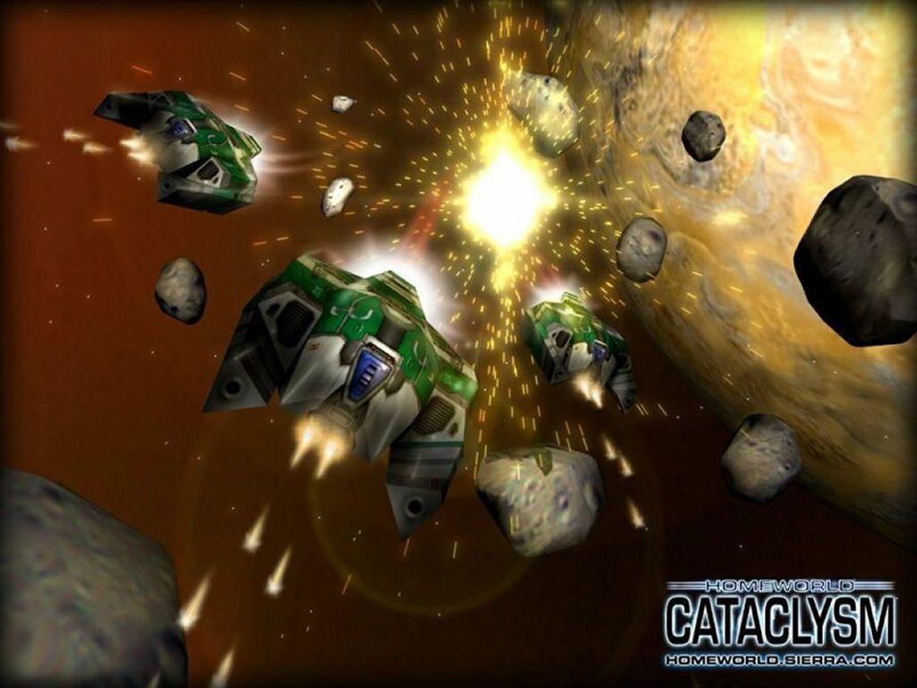 Games Wallpaper: Homeworld Cataclysm