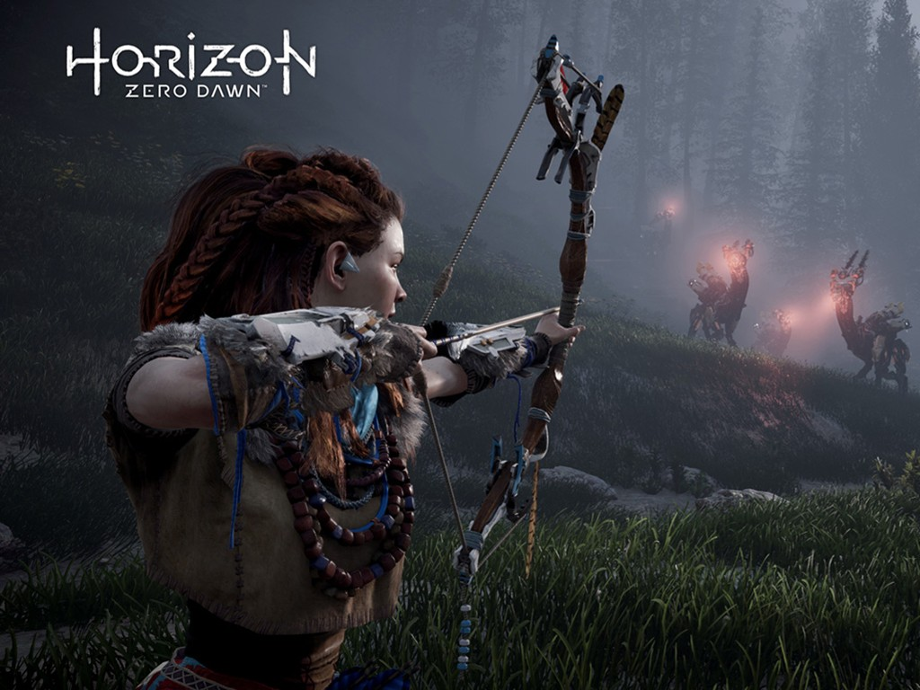 Games Wallpaper: Horizon Zero Dawn