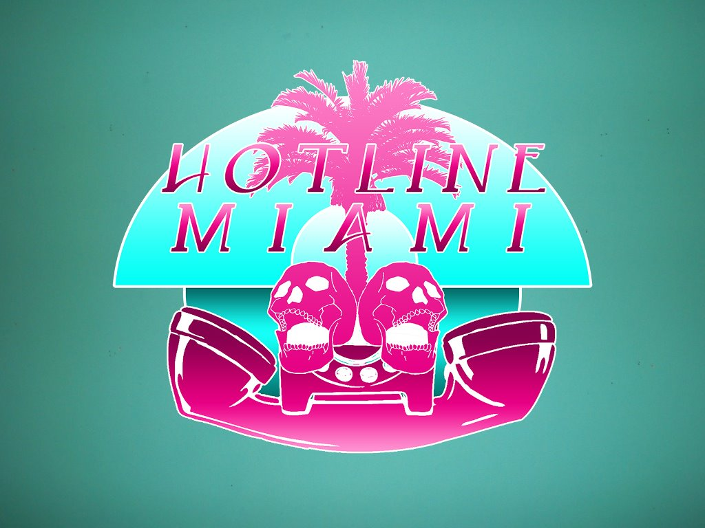 Games Wallpaper: Hotline Miami