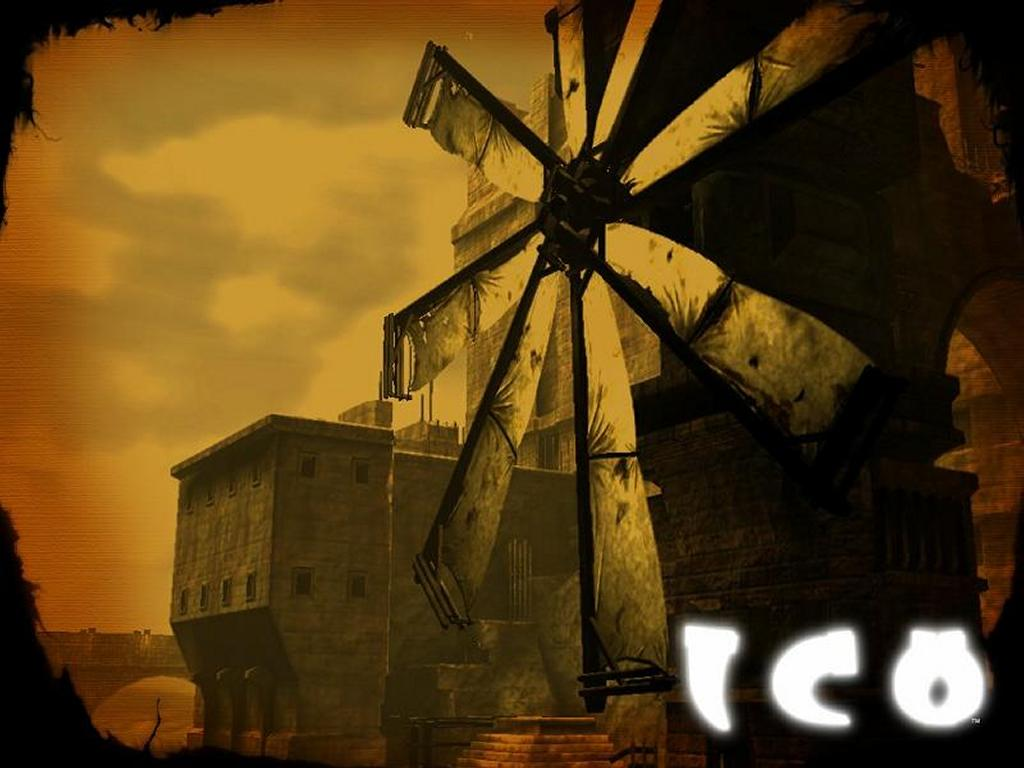 Games Wallpaper: Ico - Mill
